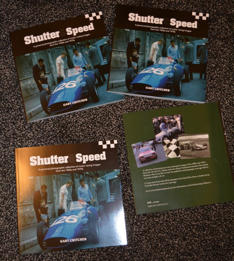 Picture from the book 'Shutter & Speed Volume 1'.